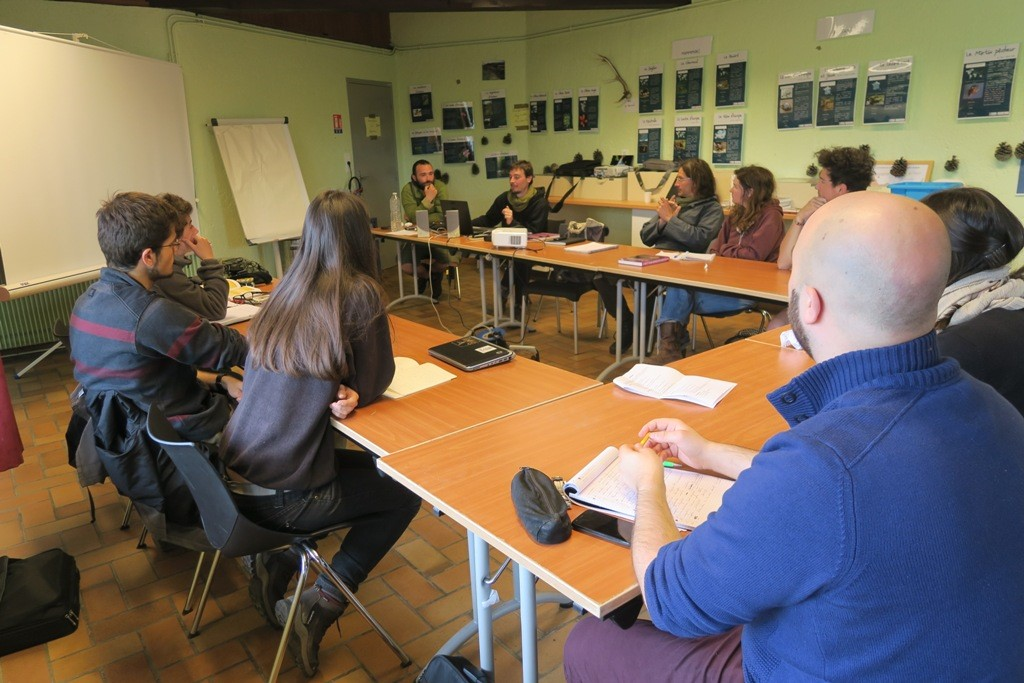 Rencontres chiropteres grand ouest